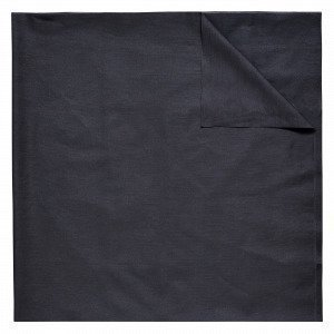 Hemtex Linnea Coated Tablecloth Pöytäliina Tummanharmaa 140x350 Cm
