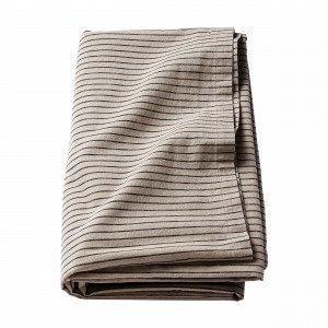 Hemtex Ludvig Tablecloth Pöytäliina Beige 140x250 Cm
