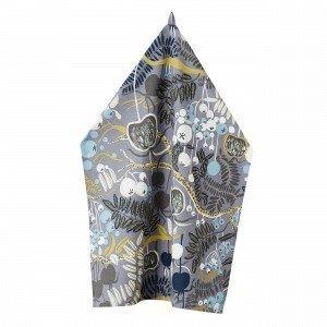 Hemtex + Plingsulli Pomum Keittiöpyyhe Moniväriharmaa 50x70 Cm