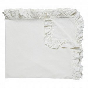 Hemtex Sofie Tablecloth Pöytäliina Kermanvalkoinen 140x250 Cm