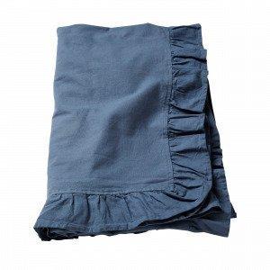 Hemtex Sofie Tablecloth Pöytäliina Keskisininen 140x250 Cm