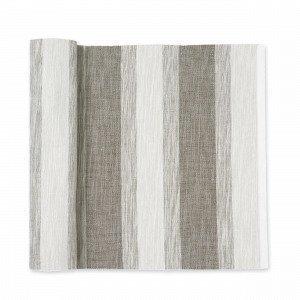 Hemtex Tora Stripe Kaitaliina Beige 35x120 Cm