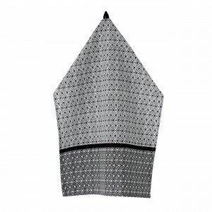 Hemtex Xalapa Keittiöpyyhe Musta 50x70 Cm
