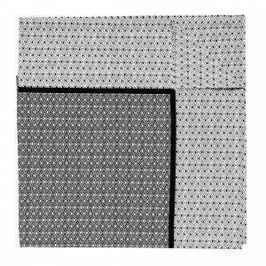Hemtex Xalapa Pöytäliina Musta 140x250 Cm