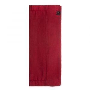 Himla Ebba Kaitaliina Deep Red 50x160 Cm