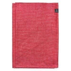 Himla Maya Pöytätabletti 37x50 True Red / White 2-Pakkaus