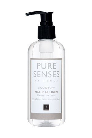 Himla Nestesaippua Pure Senses 300ml natural linen