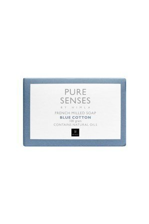 Himla Saippua Pure Senses 100gr blue cotton