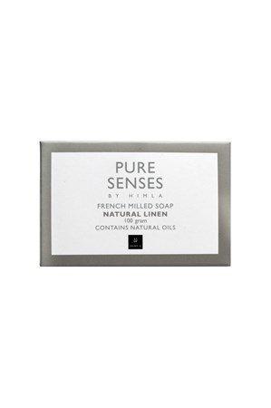 Himla Saippua Pure Senses 100gr natural linen