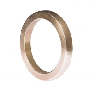 Himla Vasa Servettirengas Metalli Bronssi 0.47 Cm