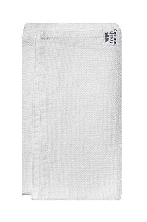 Himla Vohvelikäsipyyhe Fresh Laundry 70x135 valkoinen