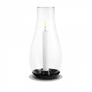 Holmegaard Design With Light Kruunukynttilälyhty Kirkas / Musta