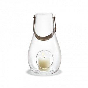 Holmegaard Design With Light Kynttilälyhty Kirkas 29 Cm