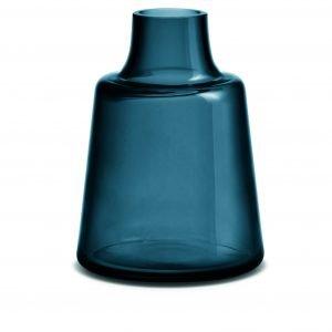 Holmegaard Flora Maljakko Sininen 24 Cm