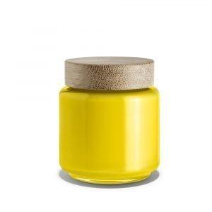 Holmegaard Palet Säilytyspurkki Keltainen 0