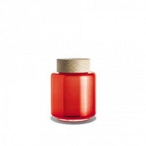 Holmegaard Palet Säilytyspurkki Lasi Orange 0.35 L
