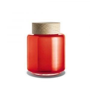 Holmegaard Palet Säilytyspurkki Oranssi 0