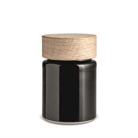 Holmegaard Palet Suola- Tai Pippurimylly Pippurimylly Musta