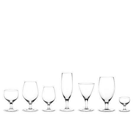 Holmegaard Royal lahjasetti 7 lasia