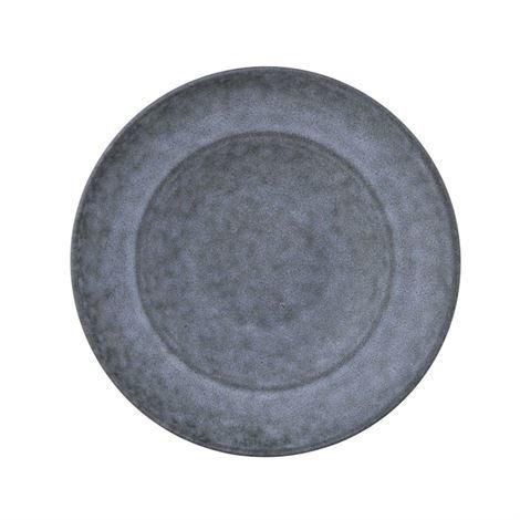 House Doctor Grey Stone Pastalautanen Ø 28 cm