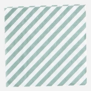 House Doctor Servetti Stripe 33x33 cm 20kpl