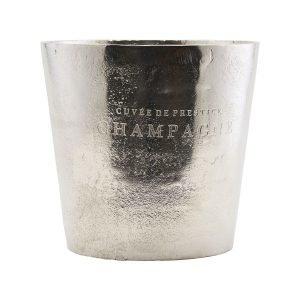 House Doctor Viininjäähdytin Cuvee Alumiini 23x22 Cm