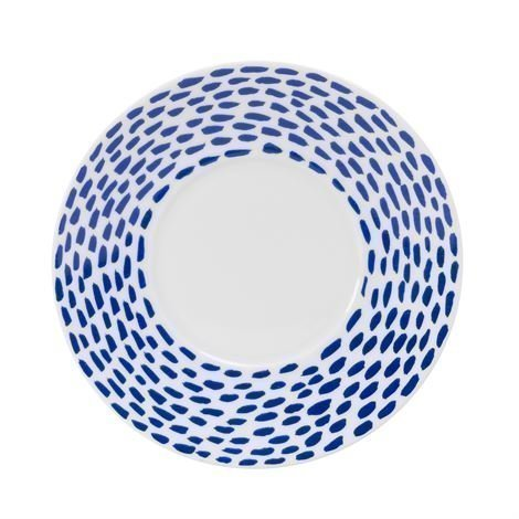 House Of Rym Dots For Pots Aluslautanen 16 cm Sininen