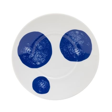 House Of Rym Spot Me Aluslautanen 16 cm Sininen