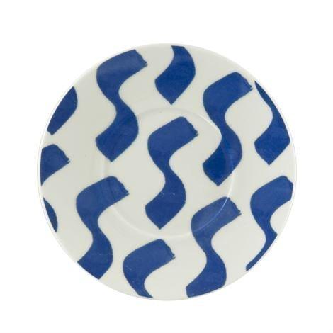 House Of Rym Wavy Waves Aluslautanen 16 cm Sininen