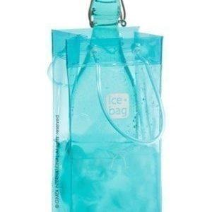 Ice Bag Ice bag Huurre blue- Viininjäähdytin