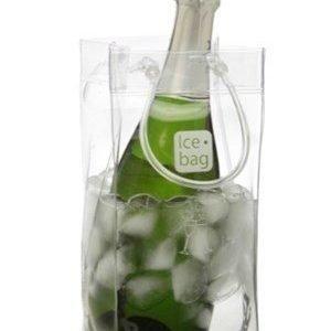 Ice Bag Ice bag clear - Viininjäähdytin