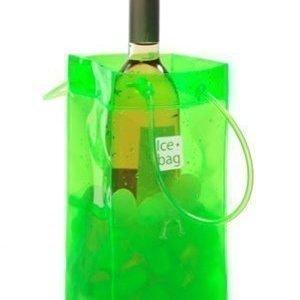 Ice Bag Ice bag green- Viininjäähdytin