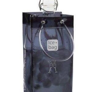Ice Bag Ice bag smoked grey- Viininjäähdytin