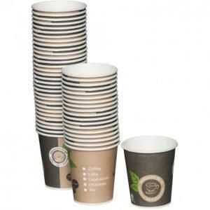 Iisi Coffe To Go Kahvimuki 250ml 50kpl