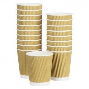 Iisi Kahvimuki Kertakäyttö 24 Cl 20 Kpl