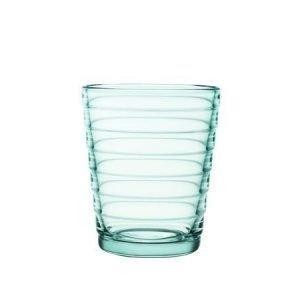 Iittala Aino Aalto juomalasi 22 cl vedenvihreä 2 kpl