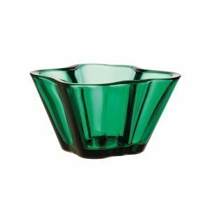 Iittala Alvar Aalto Kulho Smaragdi 75 Mm