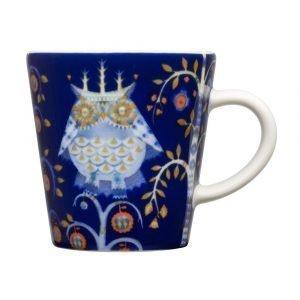 Iittala Taika Espresso Kuppi Sininen 10 Cl