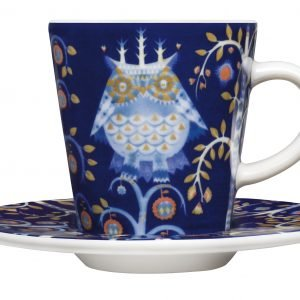 Iittala Taika Espressokuppi Sininen 10 Cl