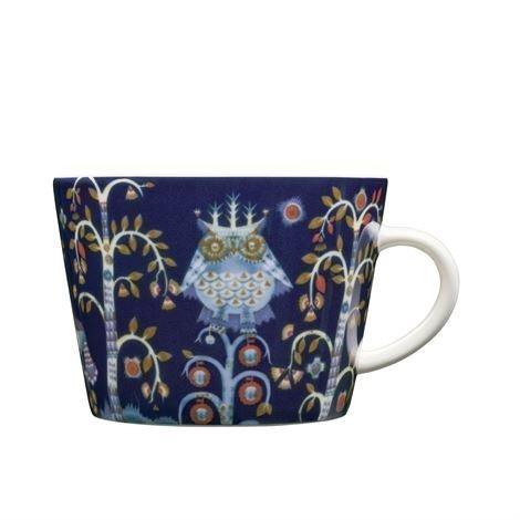 Iittala Taika Kahvikuppi Sininen
