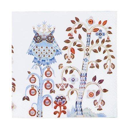 Iittala Taika Paperiservetti 33x33 cm Valkoinen 20-pack