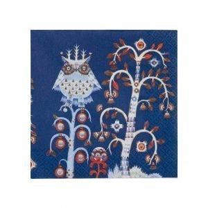Iittala Taika Servetti Sininen 33x33 Cm