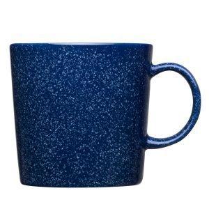 Iittala Teema Muki Pilkullinen Sininen 30 Cl