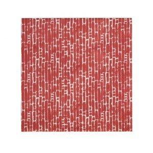 Iittala Ultima Thule Paperiservetti Punainen 33 Cm