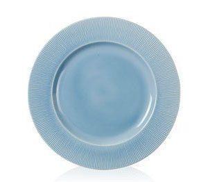Illallislautanen Ø27 cm Colormix Sininen