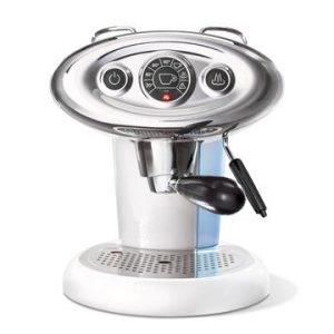 Illy X1 E & C 6605il Espressokone Valkoinen