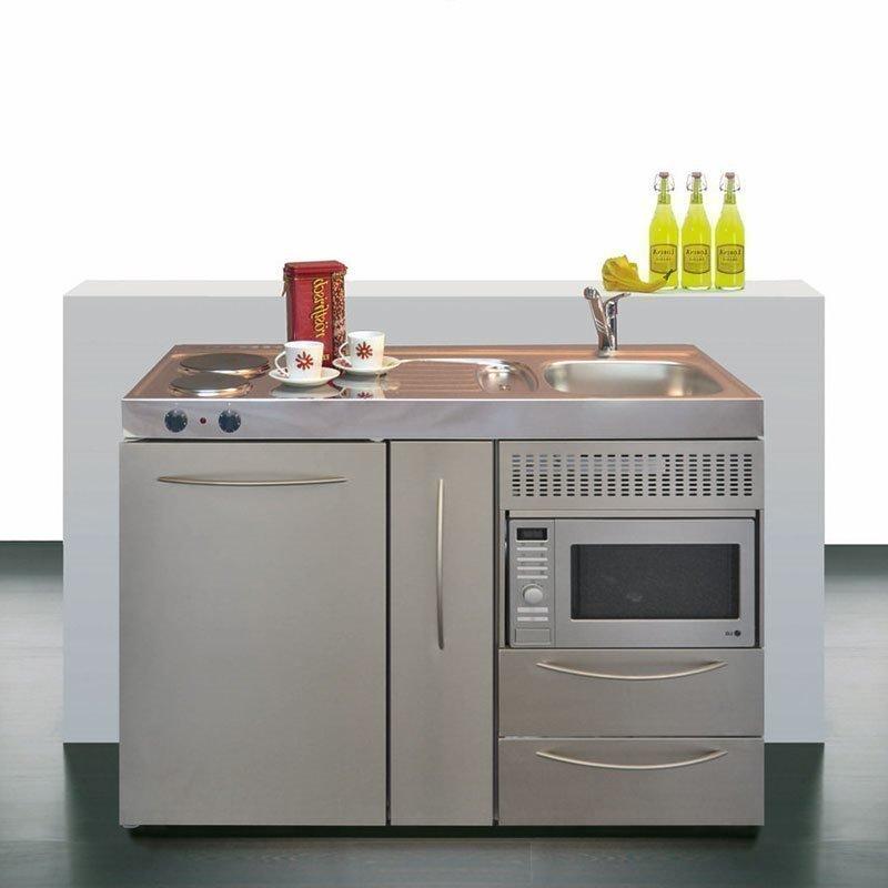 Intra MK-ST-001-00T Minikeittiö Valkoinen