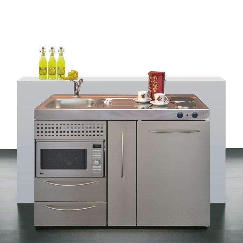 Intra MK-ST-002-00T Minikeittiö Valkoinen