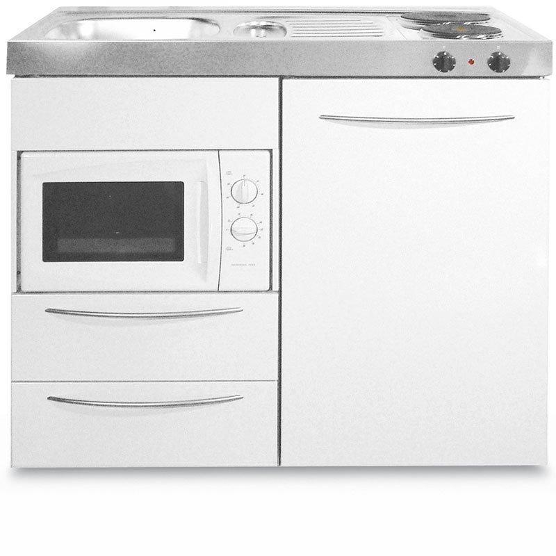 Intra MK-ST-201-00T Minikeittiö Valkoinen