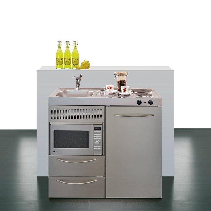 Intra MK-ST-207-00T Minikeittiö Valkoinen